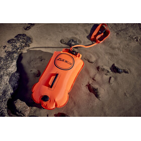 Zone3 Swim Safety Buoy Dry Bag 28l orange